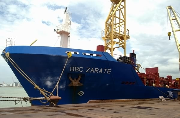 Newly Ship Agency Service - BBC ZARATE
