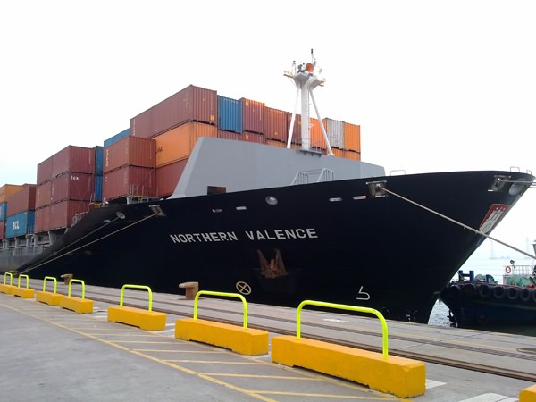 Newly Liner Shipping Agency Service at DCB